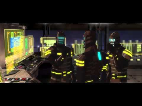 Dead space 3 смотреть мультфильм