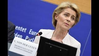 #EuropeForUs. Ursula von der Leyen è il nuovo presidente della Commissione europea 2019-2024