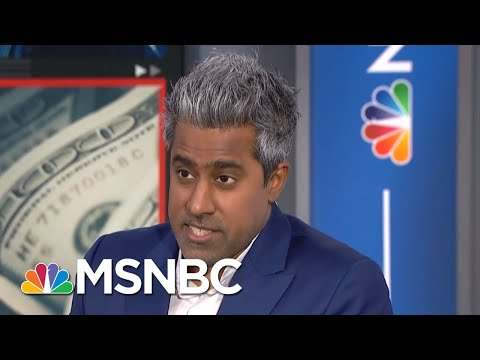 Is Taxing The Ultra-Wealthy 'Punishing Success?'   Velshi & Ruhle   MSNBC