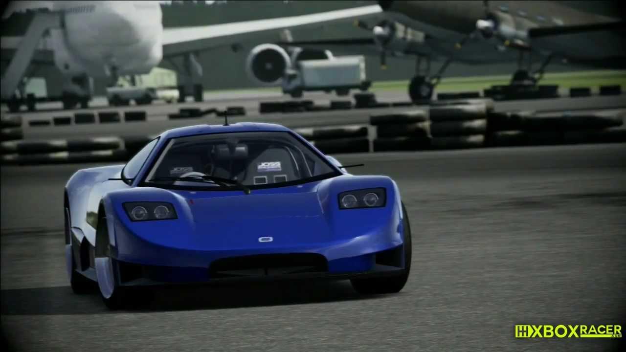 Top Gear Power Lap Joss Youtube