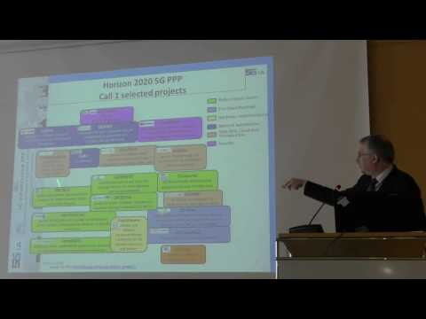 CEPT 5G workshop: Session D - Future mobile broadband requirements