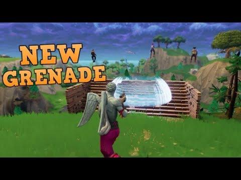 New IMPULSE GRENADE Gameplay! (FORTNITE SOLO)