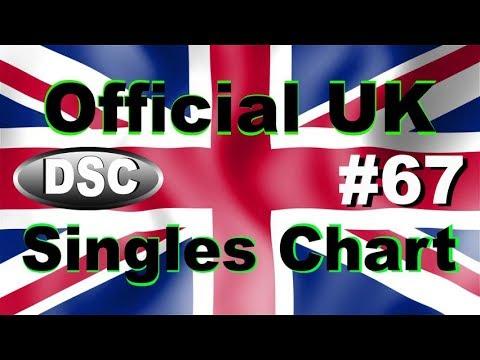 UK Top 40 Singles Chart 29 June, 2018 № 67