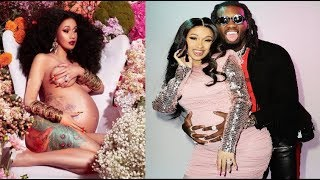 Cardi B and Offset Announce The Birth Of Their Baby Girl