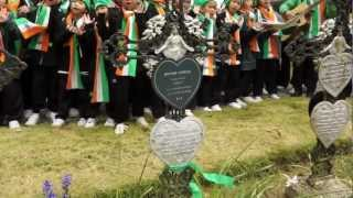 Fields of Athenry at Brother Walfrid
