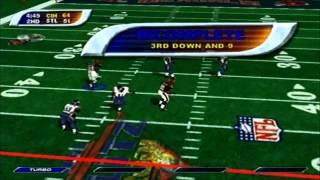 NFL Blitz 2001 - Bengals Vs. Rams