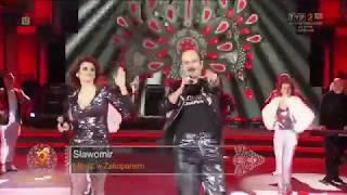 """NAJLEPSZE ! Disco Polo Rock - SŁAWOMIR – """"Miłość w Zakopanem"""" - NA ŻYWO TVP2 Sylwester Zakopane mp3"""