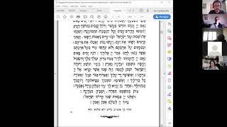 Une Haggada égyptienne bilingue hébreu et arabe littéraire (3/8)
