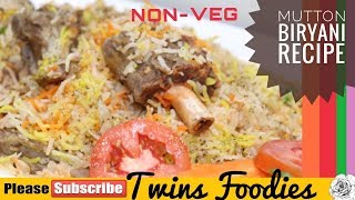 Mutton Biryani Recipe // KING  Hyderabadi Recipe Delicious // BY PREETI SEHDEV