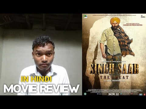 Singh Saab The Great - Movie Review
