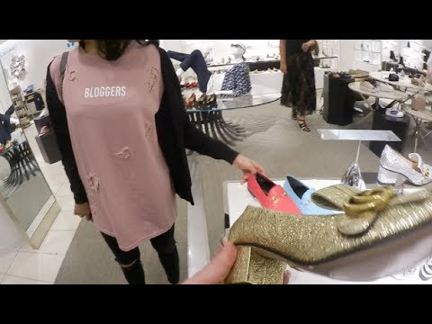 Luxury Shoe Vlog! Gucci Princetown, Valentino Rockstuds, Manolo Blahnik,  Miu Miu, Stella McCartney