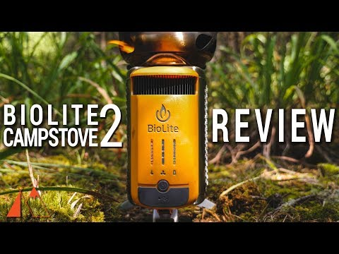 BioLite CampStove 2 review: Playing with fire has never been so fun(ctional)