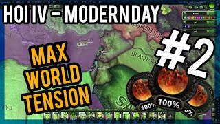 HOI IV - RISE OF YUGOSLAVIA | Millennium Dawn - 100 World Tension Reloaded [2]