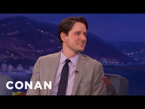 Zach Woods On Being