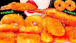 ASMR FRIED CRISPY CRUNCH SEAFO…