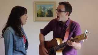 Kay Starr & Tennessee Ernie Ford - I'll Never Be Free (Acoustic Cover by Handful of Arrows)