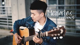 Gambar cover Maroon5 - Memories cover by 林鴻宇|晚安計劃Goodnight song