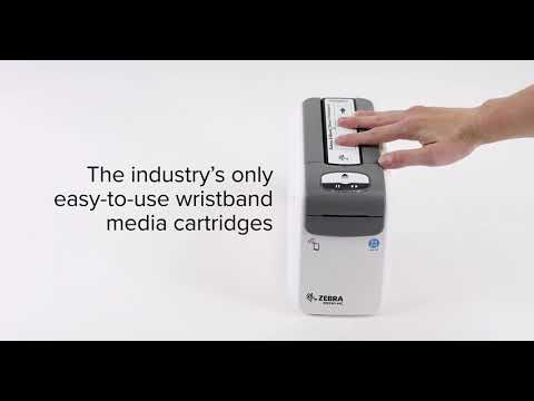 Buy Zebra wristband printers | Smart Print and Labelling