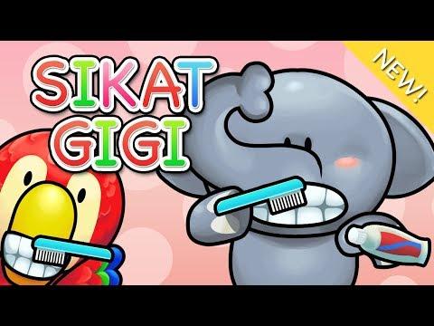 Lagu Anak Indonesia | Sikat Gigi