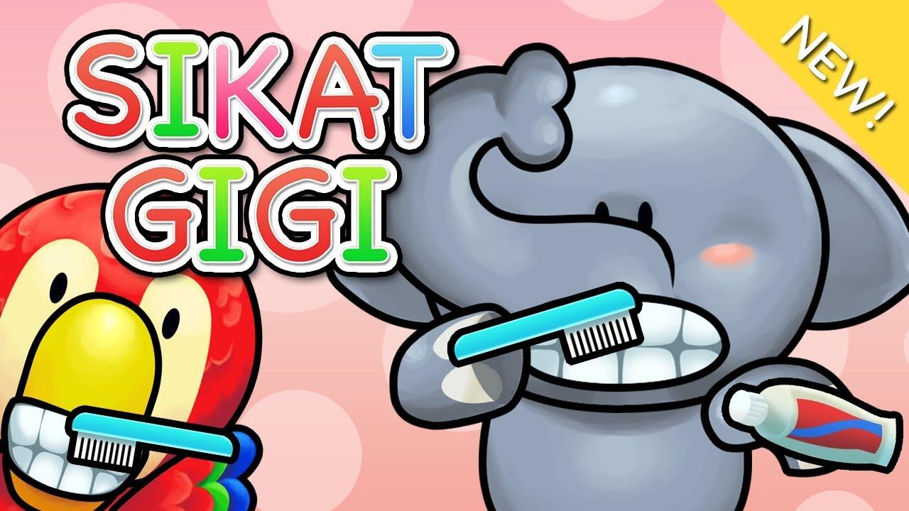 Lagu Anak Indonesia Sikat Gigi Youtube