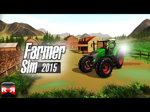 Farmer Sim 2015 (By Alexandru Marusac) - iOS / Android - Gameplay Video