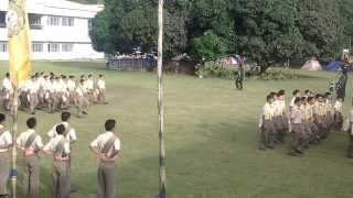 First Rekoleto Scout Jamboree 2013 Parade and Review