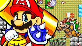 CHAMPIONSHIP MARIO LEVEL!! Super Mario Maker Gameplay - PAX Omegathon Guide (Wii U 60fps 1080p)