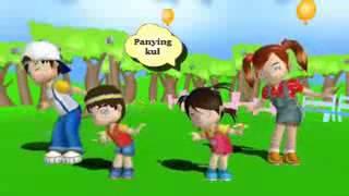 Lagu anak korea   Beruang Gom gom se mari ga