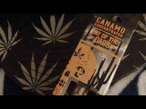 Canamo concentrates Vape cartridge review