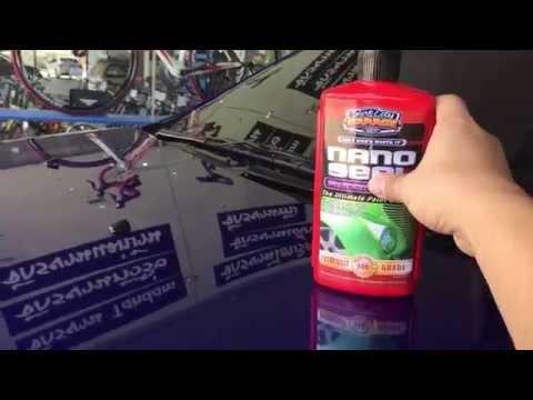 น้ำยาเคลือบสี Nano seal by Surf City Garage