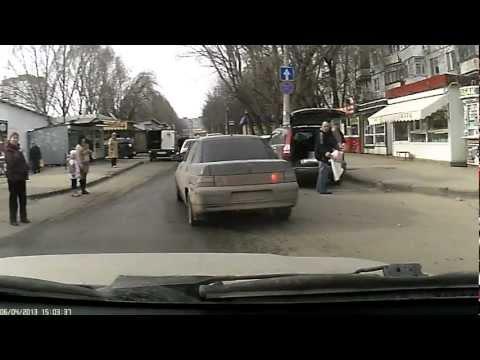 ДТП Самара 06.04.13