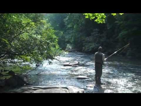 North georgia trout fishing at whitewater lodge youtube for Trout fishing in ga