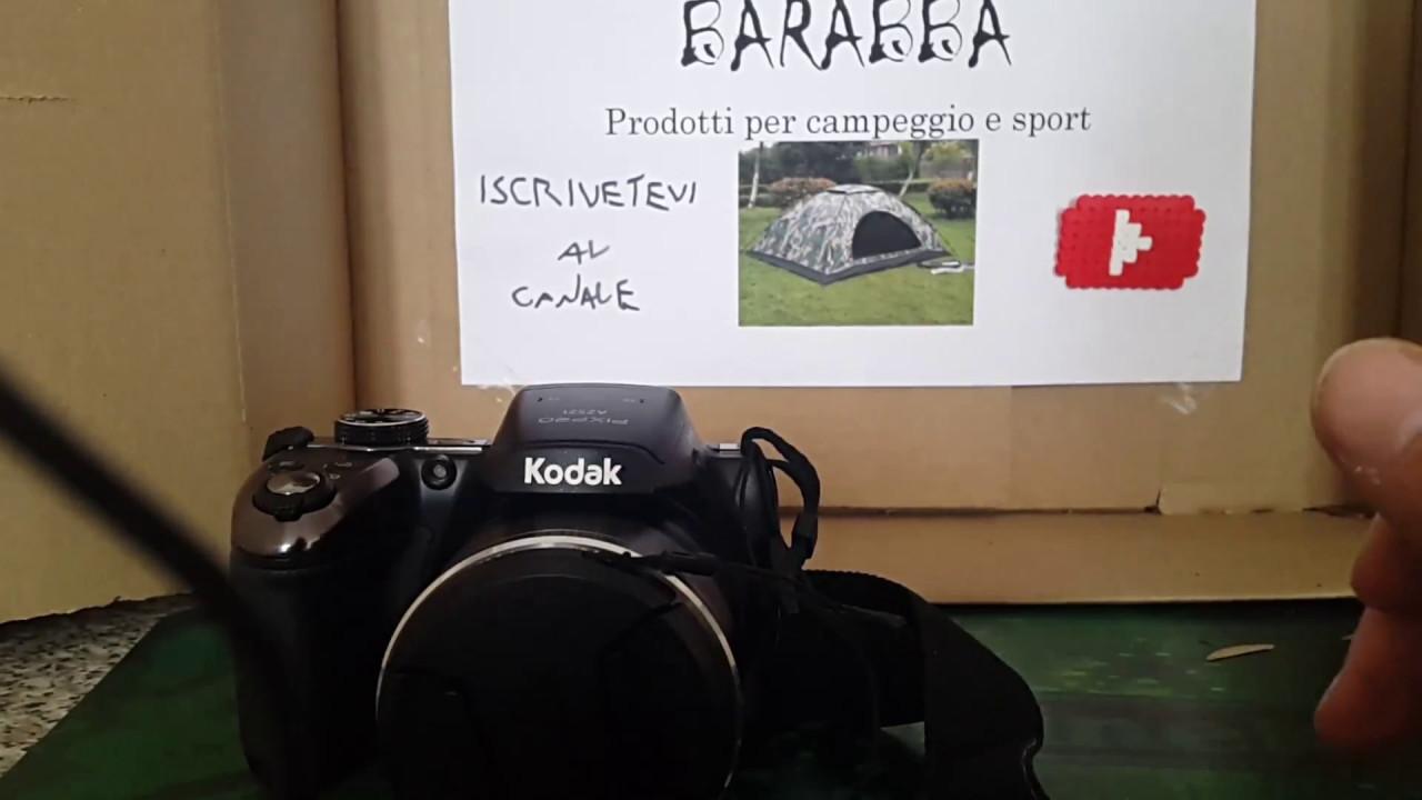 Fotocamera professionale KODAK PIXPRO AZ521
