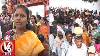 Grandly Celebrations Of Kothakonda Veerabhadra Swamy Kalyana Mahotsavam | Warangal | V6 News