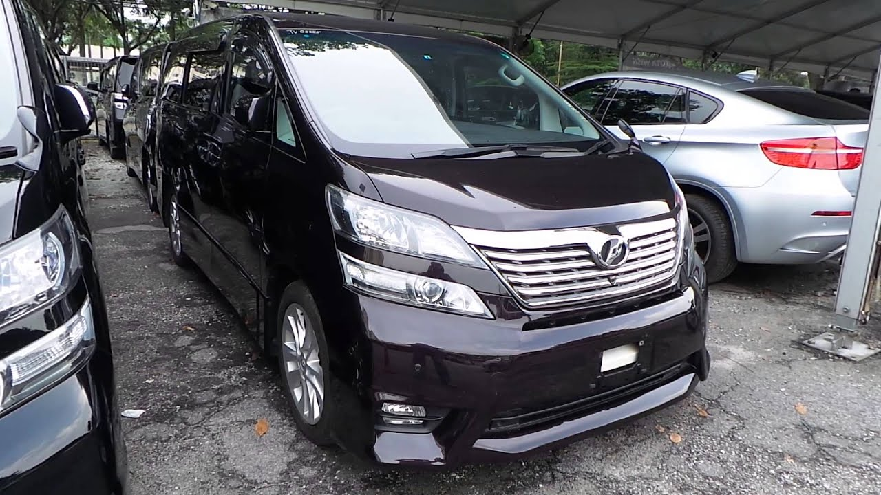 Buy and sell cars in malaysia toyota vellfire 2 4 unreg mudah com my autocari com my carsifu my youtube