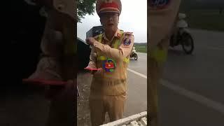 Xin CSGT Biên Bản Thành Công Sẽ Tặng A4 Sau