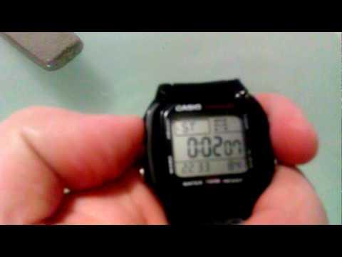 Мужские часы CASIO W-800H-1AVEF/W-800H-1AVES