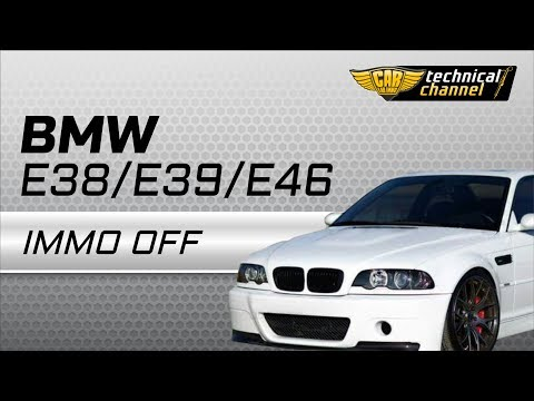 Siemens MS42 (BMW E38 / E39 / E46) IMMO OFF with Immo Bypass™
