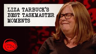 Liza Tarbuck's Best Taskmaster Moments