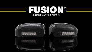 Fusion Mirror & Spoiler Mounts // The Brightest Lights for Police, Firefighters and EMS