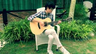 (The Carpenters) Yesterday Once More- guitar fingerstyle cover