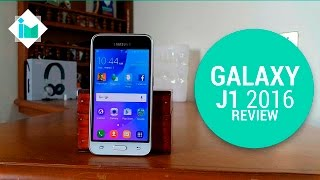 samsung Galaxy J1 2016 - Review en espaol