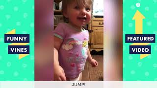 TRY NOT TO LAUGH - Epic KIDS FAIL Compilation | Funny Vines Baby Videos July 2018