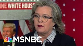 Watch: Rosie O'Donnell Discusses Trump's Habit Of Attacking Prominent Women | Deadline | MSNBC
