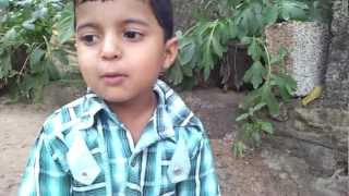 Cute Singer Aashiq  Singing attumanal payayil, appangal embadum, ABCD Songs