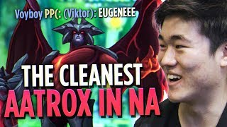 Pobelter - THE CLEANEST AATROX IN NA