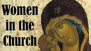 Women in the Church width=