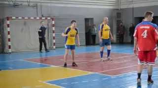 Гандбол Днепродзержинска. Турнир четырёх в Знаменке 04.04.2015.