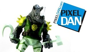 Nickelodeon Teenage Mutant Ninja Turtles Rocksteady Figure Video Review