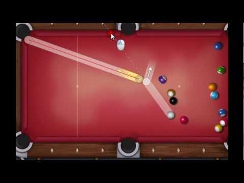 Pool Live Tour 8Ball Ruler